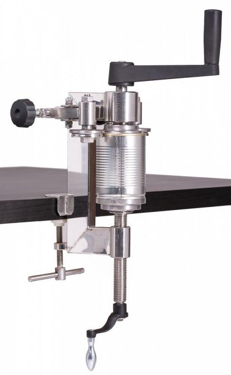 Машинка для консервирования «Форком» для жестяных банок: низкая цена, описание работы