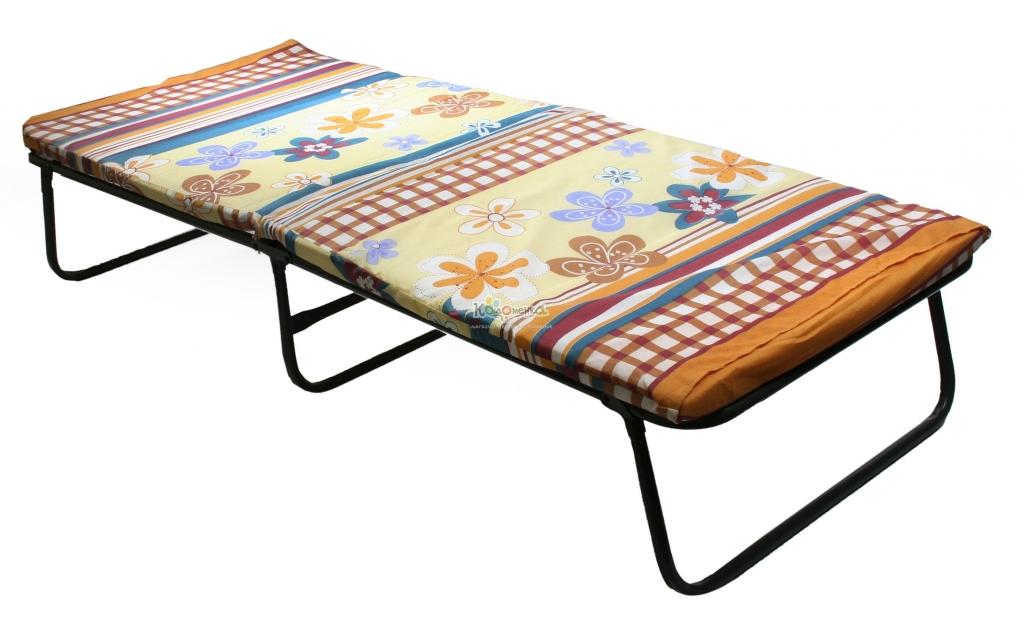 Купить кровать раскладушку в москве недорого