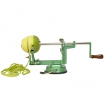Яблокорезка Ezidri Apple Peeler на присоске