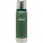 Термос STANLEY Vacuum Bottle 0.75L Hammertone Green(арт. 10-01612-009)