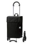 Сумка-тележка Andersen Treppensteiger Scala Shopper Hera  черная 119-004-80