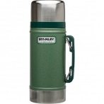 Термос STANLEY 10-01229-020 Legendary Classic Food Flask 0.7L зеленый для еды