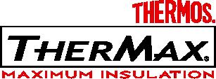 Логотип вакуумной технологии TherMax от Thermos