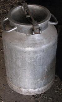 Фляга-бидон - пример стандартной формы