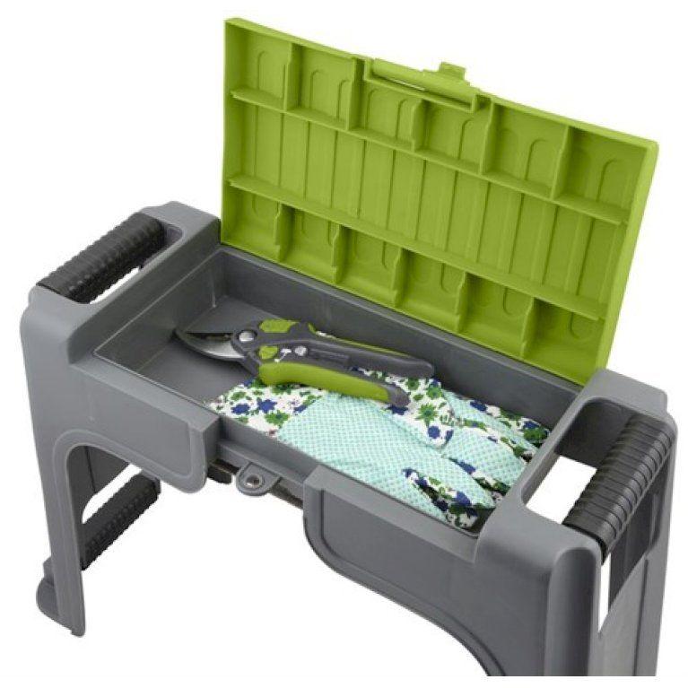 Скамейка Helex H825 с ящиком-органайзером