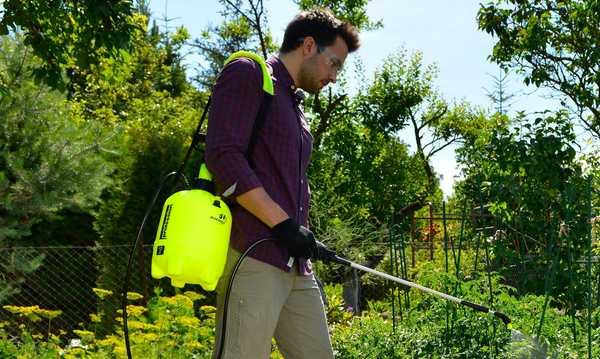 Опрыскиватели для сада и огорода