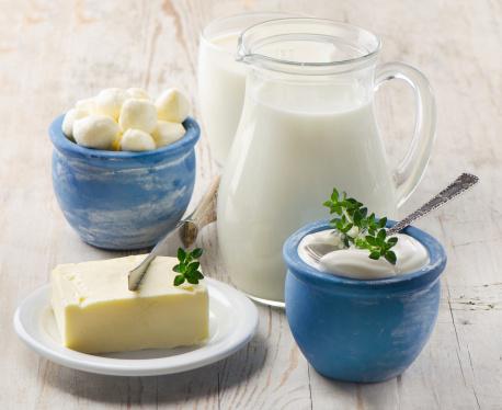 Натуральные молочные продукты своими руками