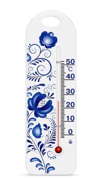 Сувенирный термометр - пример 2