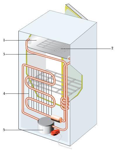 традиционные холодильники